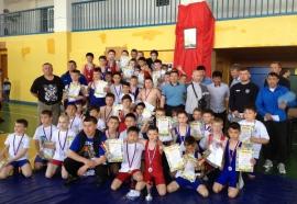 В Азово прошел 13-й областной турнир памяти Сейлбека Кошмуратова