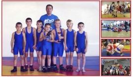 Кубок федерации памяти И.И. Калюжного (28.04.2018, Омск)
