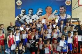 В Новоомском прошел 7-й турнир, посвященный Дню Победы