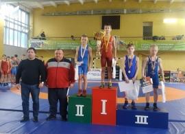 Степан Зайцев завоевал бронзу на турнире в Бийске