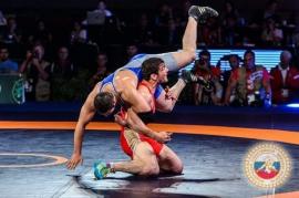 Сборная России - серебряный призер Кубка мира по вольной борьбе