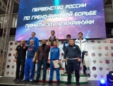 Александр Крикуха - победитель первенства России