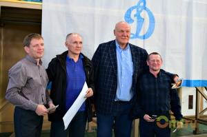 1-й Всероссийский турнир памяти Тимержана Калимулина