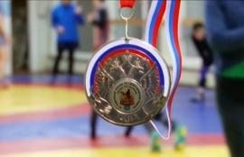 Валерий Калинин - чемпион России по греко-римской борьбе (2014)