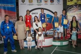 В Омске прошел третий Всероссийский турнир по греко-римской борьбе памяти Тимержана Калимулина