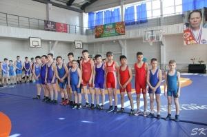 Кубок Федерации памяти И.И. Калюжного (13.04.2019)