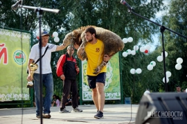 Кубок имени Тимержана Калимулина в турнире по борьбе куреш завоевал Артур Мунаев