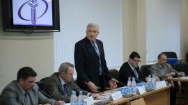 В Омске прошла научная конференция, посвященная актуальным проблемам греко-римской борьбы