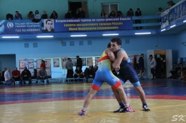 57 турнир памяти Ю.Я. Сапожникова (2019)