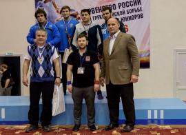 Шамиль Мусаев стал победителем первенства России