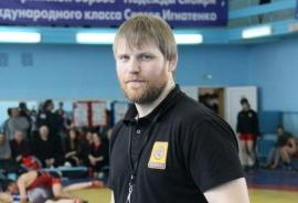 Алексей Мищенко - старший тренер сборной Омской области по греко-римской борьбе