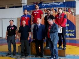 Шамиль Мусаев завоевал бронзовую медаль турнира на призы Алексея Шумакова
