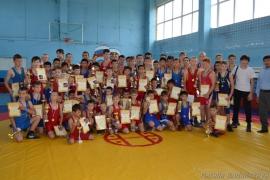 Турнир в Москаленках-2016