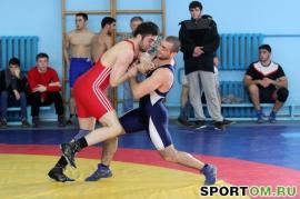 Чемпионат Омской области по греко-римской борьбе (2016)